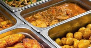 Authentic Latin food @unimarket